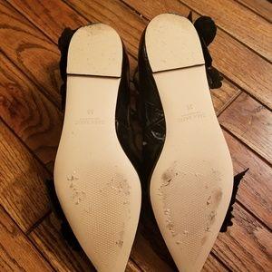 Zara Shoes - Zara ankle strap flats